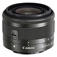 Lens Canon EF-M 15-45mm f 3.5-6.3 IS STM - Hàng Chính Hãng thumbnail