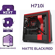 Vỏ Case Máy Tính NZXT H710i Màu Đen Đỏ Hàng Chính Hãng thumbnail