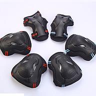 Bộ bảo hộ tay chân chuyên dụng trượt Patin cho trẻ (độ tuổi từ 12) thumbnail