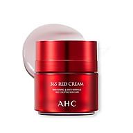 AHC 365 Red Cream (50ml hộp) Kem dưỡng da chống lão hóa thumbnail