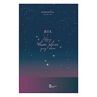 BTS - Những Thước Phim Quay Chậm - Tặng kèm sổ và Bookmark Chibi thumbnail