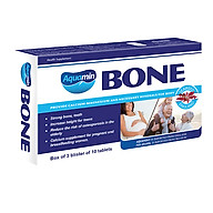 Aquamin Bone - Canxi hữu cơ chiết xuất từ tảo biển đỏ Anh Quốc đạt chuẩn Organic giúp trẻ tăng trưởng chiều cao thumbnail