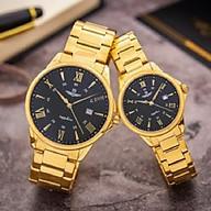 Đồng hồ Cặp dây thép không gỉ SRWATCH SG3006.1401CV-SL3006.1401CV thumbnail