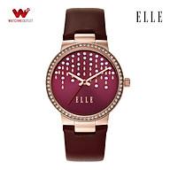 Đồng hồ Nữ Elle dây da 32mm - ELL23009 thumbnail