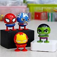 Lò xo nhún nhảy siêu anh hùng (Mẫu ngẫu nhiên) thumbnail