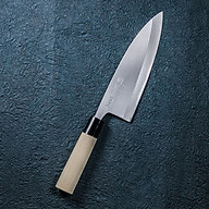 Dao bếp Nhật cao cấp KAI Ginju Deba - Dao thái lọc thịt cá AK5205 (180mm) - Dao bếp Nhật chính hãng thumbnail