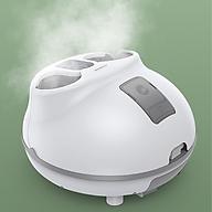 Máy Massage Chân (Lòng bàn chân, Chân, Ngón chân) Liệu pháp mát xa từ áp suất không khí và con lăn nhiệt, Massage theo phương pháp Shiatsu Nhật Bản - Hàng nhập khẩu thumbnail