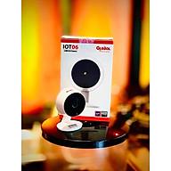 Camera wifi không dây GLOBAL Model I0T 06 âm thanh đàm thoại 2 chiều- HÀNG CHÍNH HÃNG thumbnail