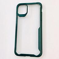 Ốp lưng cho iPhone 11 Pro Max (6.5 ) hiệu j-CASE Pc viền bumper Tpu chống sốc - Hàng nhập khẩu thumbnail