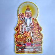 Tranh Thái Thượng 60cm - Xốp fomex thumbnail