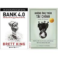 Combo Sách Bank 4.0 - Ngân Hàng Số Giao Dịch Mọi Nơi, Không Chỉ Ở Ngân Hàng + Những Ông Trùm Tài Chính thumbnail