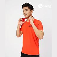 Áo T-shirt Nam Livan Sport Train Co Giãn Thấm Hút Mồ Hôi thumbnail