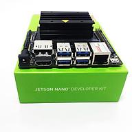Máy tính nhúng NVIDIA Jetson Nano Developer Kit, Small AI Computer - Hàng Chính Hãng thumbnail