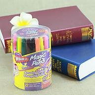 Hộp bút màu thần kỳ magipens cho bé thumbnail