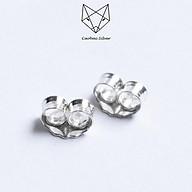 Chốt Khuyên Tai Bạc Ta CaoBac Silver ( Theo Đôi) thumbnail