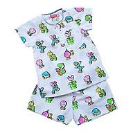 Pyjama Bé Trai In Mario Cuckeo Kids T61811 - Trắng thumbnail