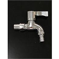 Vòi nước - Vòi hồ cao cấp (Đồng thau, Inox 304) thumbnail