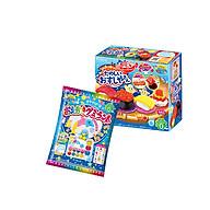 Combo 2 hộp kẹo Popin Cookin đồ chơi ăn được gồm Thế Giới Sắc Màu + Sushi Cơm Bento Bánh Donut thumbnail