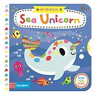 My Magical Sea Unicorn - My Magical (Board book) thumbnail