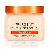 Tẩy tế bào chết cơ thể Tree Hut Shea Sugar Scrub Tropical Mango thumbnail
