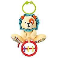 Đồ chơi thú bông gặm nướu WINFUN 0117 - 0118 - 0119 treo nôi Kích thích thị giác cho bé - tặng đồ chơi tắm 2 món thumbnail