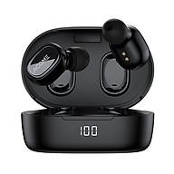 Tai Nghe Không Dây Bluetooth 5.0 ACOME Airdots T1 Hiển Thị LED Kháng Nước IPX4, Khử Tiếng Ồn, Âm Thanh Siêu Bass HÀNG CHÍNH HÃNG thumbnail