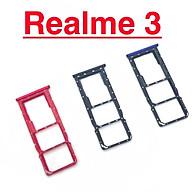 Khay Sim Thẻ Nhớ Cho Oppo Realme 3 Linh Kiện Thay Thế thumbnail