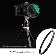 K&F CONCEPT Soft Focus Filter Diffusion Filters Black Mist 1 4 Waterproof Scratch-Resistant for DSLR camera Lens, 82mm thumbnail