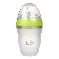 Bình Sữa Silicon Cổ Siêu Rộng 180ml Fatzbaby FB0180C thumbnail