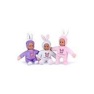 Đồ chơi Búp bê DOLLSWORLD Bộ búp bê Bé thỏ đáng yêu DW8533 thumbnail