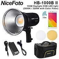 Đèn LED Máy Ảnh Nicefoto HC-1000B II - Hàng Chính Hãng thumbnail