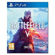 Đĩa Game Ps4 Battlefield 5 - Hàng Nhập Khẩu thumbnail