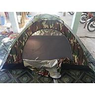 Lều cắm trại không gian rộng, họa tiết rằn ri, lều đi phượt gọn nhẹ, dễ dàng mang theo và lắp ráp khi đi du lịch dã ngoại hay cắm trại ngoài trời. thumbnail