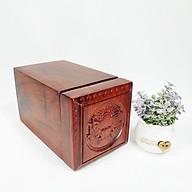 Hộp đựng trà gỗ hương thumbnail