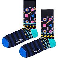 Vớ Unisex Happy Socks Mix Max - 7333102092776 - Màu Ngẫu Nhiên thumbnail