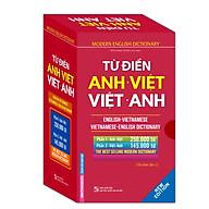 [BÌA MỀM] Từ Vựng Anh Việt - Việt Anh (Sách Học Từ Vựng Siêu Tốc Dành Cho Người Việt Học Tiếng Anh Tặng Kèm Bookmark Green Life) thumbnail