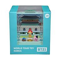 Đồ Chơi Vali lưu diễn BT21 tại Quảng trường Gwanghwamun -Hàn Quốc BT21 219014 thumbnail