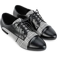 Giày mọi phối da họa tiết caro - Sablanca 5050MO0012 thumbnail