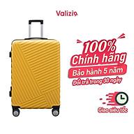 VALIZO - Vali kéo du lịch V203 shipnow 2h Vali thời trang chống va đập tay kéo nhôm không rỉ sét thumbnail