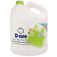Dung Dịch Giặt Quần Áo Cho Bé D-Nee - Chai 3000ml (Xanh lá) thumbnail