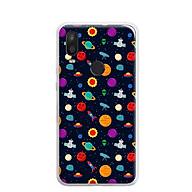 Ốp lưng dành cho điện thoại Vsmart Active 1 - 0129 SPACE05 - Silicone dẻo - Hàng Chính Hãng thumbnail