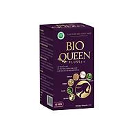 Thực phẩm bảo vệ sức khỏe Bio Queen Pluss++ giải pháp hồi xuân của phụ nữ thumbnail