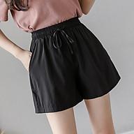 Quần Shorts, Quần Đùi nữ mềm mịn siêu mát thumbnail
