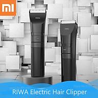 Xiaomi RIWA Kéo cắt tóc điện Không thấm nước Người lớn Trẻ em Cạo râu Điều chỉnh tốc độ thay đổi thumbnail