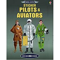 Usborne Sticker Pilots and Aviators thumbnail