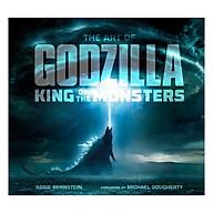 The Art of Godzilla King of the Monsters (Hardback) thumbnail