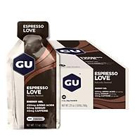 Gel Năng Lượng Vị Cafe Espresso GU Energy Labs (24 Gói Hộp) thumbnail