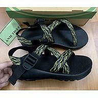 Giày Sandals Nam Quai Dù Kiểu Dáng Hàn Quốc D124 thumbnail