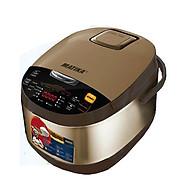 Nồi cơm điện Electric Cooker Matika MTK-RC1885 - Hàng Chính Hãng thumbnail