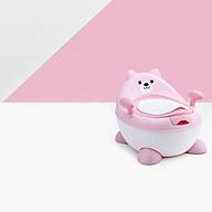Bô vệ sinh trẻ em - Bệ ngồi toilet trẻ em - Bô trẻ em -Bô siêu xinh xắn cho baby thumbnail